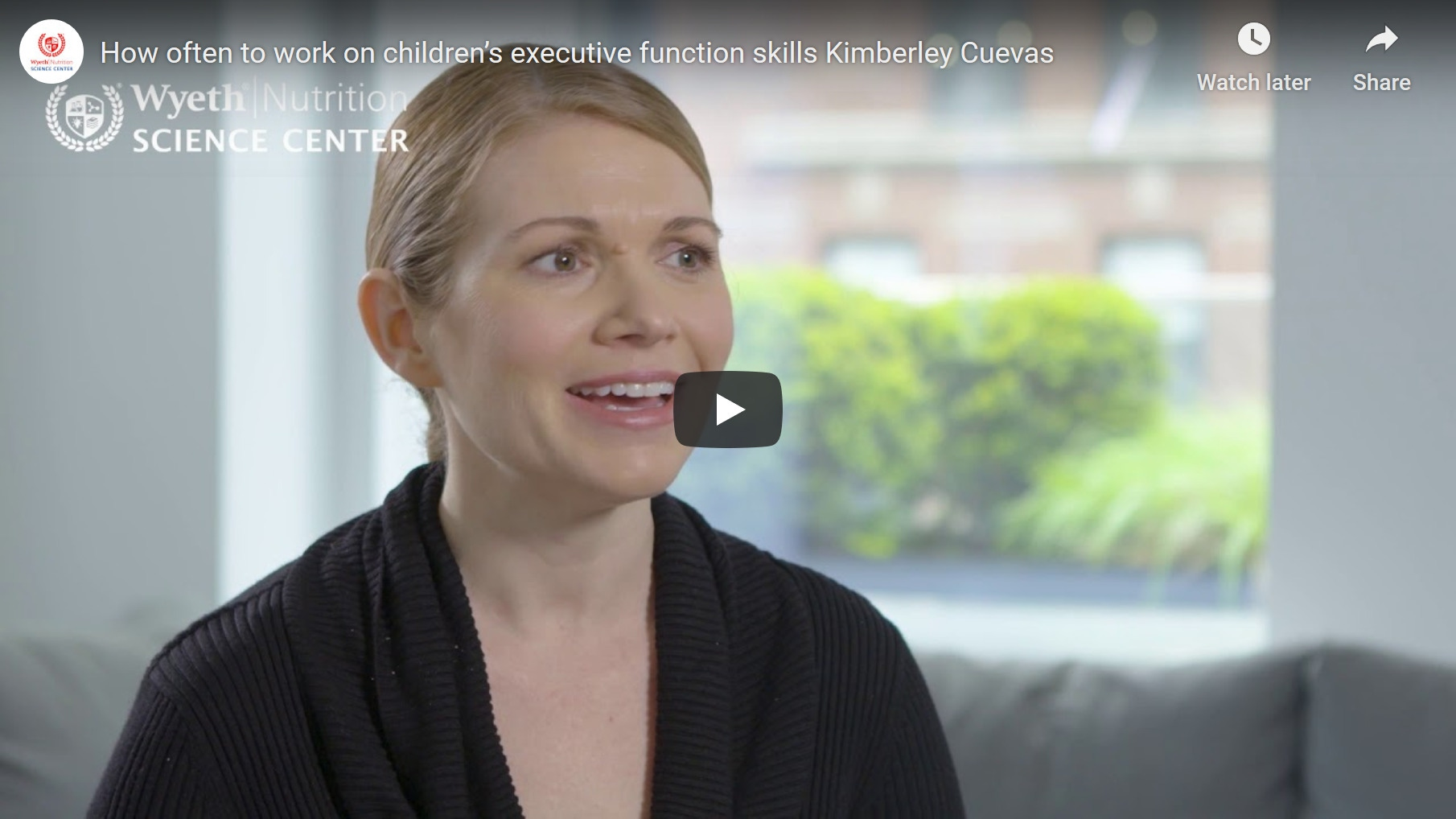 How often to work on children's executive function skills - Prof. Kimberley Cuevas