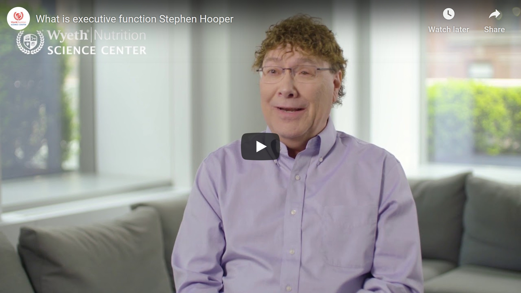 What is executive function - Prof. Stephen Hooper