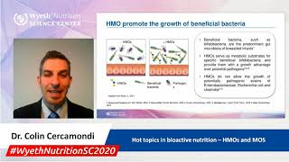 Hot topics in bioactive nutrition – HMOs and MOS - Dr. Colin Cercamondi